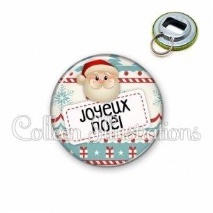 Décapsuleur 56mm Joyeux Noël (003MUL06)