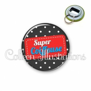 Décapsuleur 56mm Super coiffeuse (003NOI01)