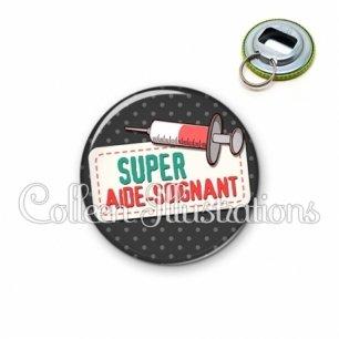 Décapsuleur 56mm Super aide-soignant (003NOI05)