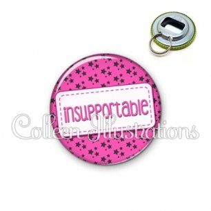 Décapsuleur 56mm Insupportable (003ROS01)