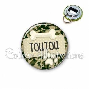 Décapsuleur 56mm Chien Toutou (003VER03)