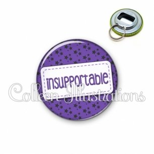 Décapsuleur 56mm Insupportable (003VIO01)