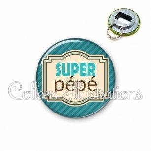 Décapsuleur 56mm Super pépé (004BLE01)