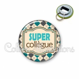 Décapsuleur 56mm Super collegue (004MUL01)