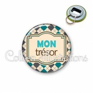 Décapsuleur 56mm Mon trésor (004MUL01)