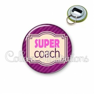 Décapsuleur 56mm Super coach (004VIO02)