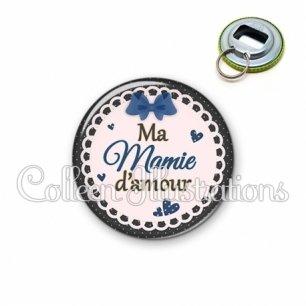 Décapsuleur 56mm Mamie d'amour (005BLE07)