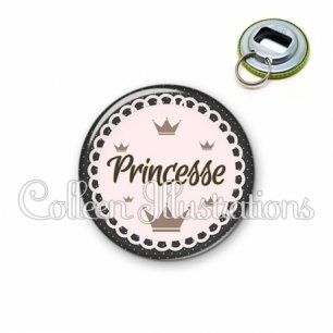 Décapsuleur 56mm Princesse (005NOI02)