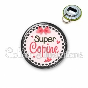 Décapsuleur 56mm Super copine (005ROS01)