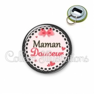 Décapsuleur 56mm Maman douceur (005ROS01)