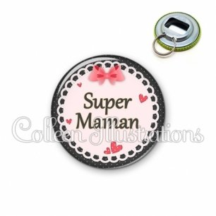 Décapsuleur 56mm Super maman (005ROS01)
