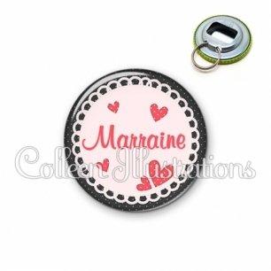 Décapsuleur 56mm Marraine (005ROS01)
