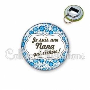 Décapsuleur 56mm Nana qui déchire (006BLE02)