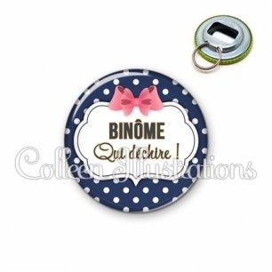 Décapsuleur 56mm Binome qui déchire (006BLE06)