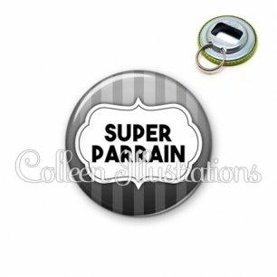 Décapsuleur 56mm Super parrain (006GRI10)