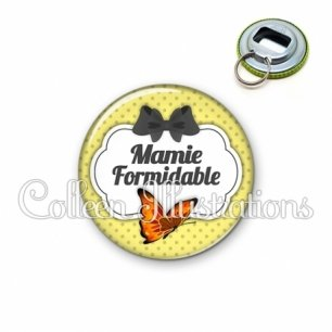 Décapsuleur 56mm Mamie formidable (006JAU02)