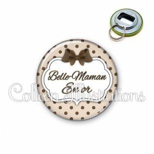 Décapsuleur 56mm Belle-maman en or (006MAR07)
