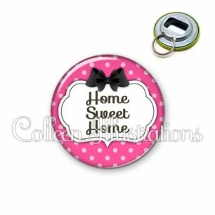 Décapsuleur 56mm Home sweet home (006ROS06)