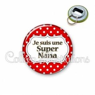 Décapsuleur 56mm Super nana (006ROU02)