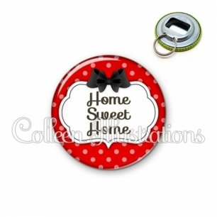 Décapsuleur 56mm Home sweet home (006ROU06)