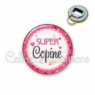 Décapsuleur 56mm Super copine (007ROS01)