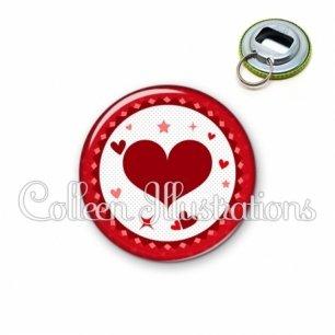 Décapsuleur 56mm Cœurs (007ROU01)