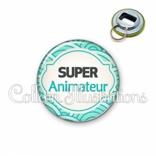 Décapsuleur 56mm Super animateur (011BLE02)