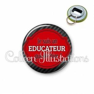 Décapsuleur 56mm Educateur qui déchire (011NOI01)