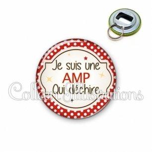 Décapsuleur 56mm AMP qui déchire (011ROU01)