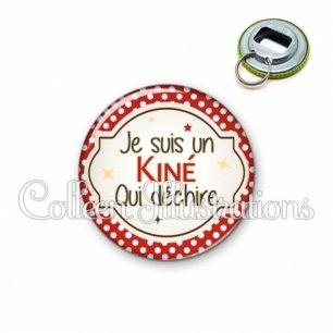 Décapsuleur 56mm Kiné qui déchire (011ROU01)