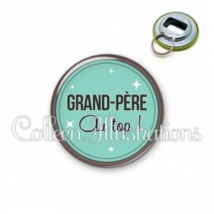 Décapsuleur 56mm Grand-père au top (012VER01)