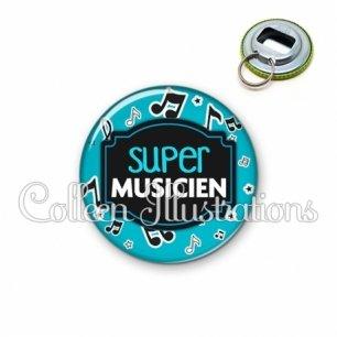 Décapsuleur 56mm Super musicien (013BLE05)