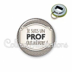 Décapsuleur 56mm Prof qui déchire (013GRI01)