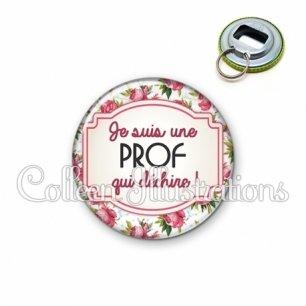 Décapsuleur 56mm Prof qui déchire (013MUL03)