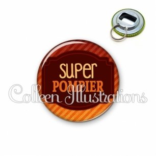 Décapsuleur 56mm Super pompier (013ORA01)