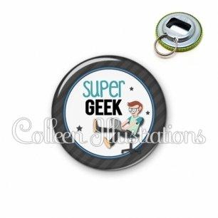 Décapsuleur 56mm Super geek (016GRI02)
