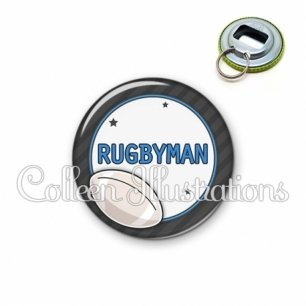 Décapsuleur 56mm Rugbyman (016GRI05)