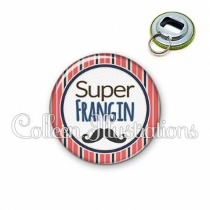 Décapsuleur 56mm Super frangin (016MUL01)