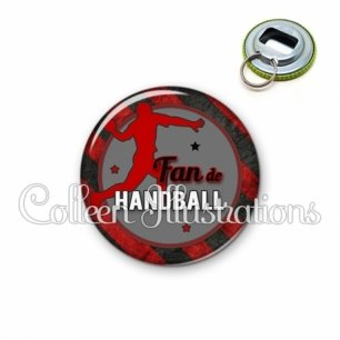Décapsuleur 56mm Fan de handball (016MUL05)