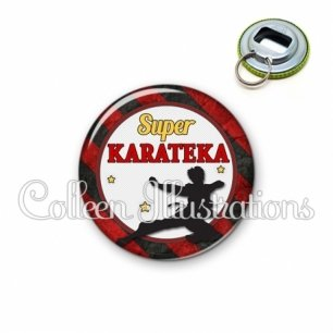 Décapsuleur 56mm Super karateka (016MUL14)