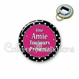 Décapsuleur 56mm Amie toujours présente (016NOI01)