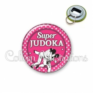 Décapsuleur 56mm Super Judoka (016ROS06)