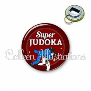 Décapsuleur 56mm Super judoka (016ROU02)