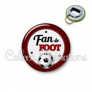 Décapsuleur 56mm Fan de foot (016ROU03)