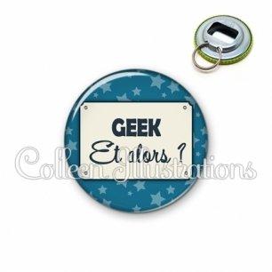 Décapsuleur 56mm Geek et alors ? (018BLE01)