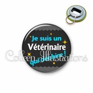 Décapsuleur 56mm Vétérinaire qui déchire (019GRI01)