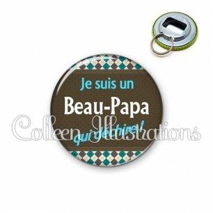 Décapsuleur 56mm Beau-papa qui déchire (019MUL01)