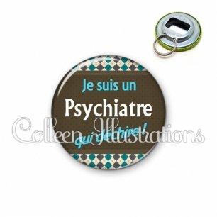 Décapsuleur 56mm Psychiatre qui déchire (019MUL01)