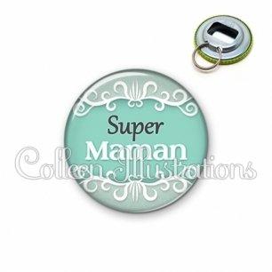 Décapsuleur 56mm Super maman (021VER01)