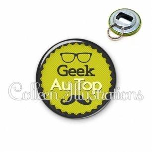 Décapsuleur 56mm Geek au top (024VER01)